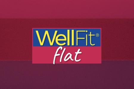 WellFit Flat, il materasso per recuperare dallo stress e dalle fatiche della vita quotidiana